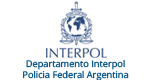 Dirije a Departamento Interpol Policia Federal Argentina