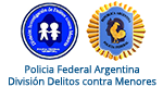 Dirije a Policia Federal Argentina - División Delitos contra Menores